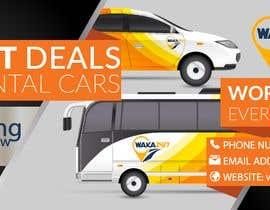 #33 for Facebook cover design for vehicle booking website af lalaid10