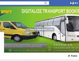 #15 for Facebook cover design for vehicle booking website af masalampintu
