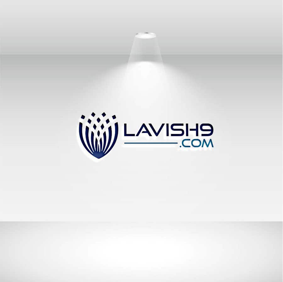Kilpailutyö #52 kilpailussa Design a Logo for LAVISH9.com