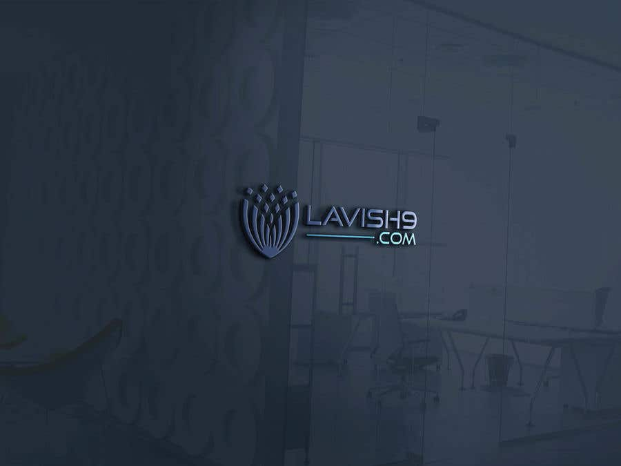Kilpailutyö #53 kilpailussa Design a Logo for LAVISH9.com