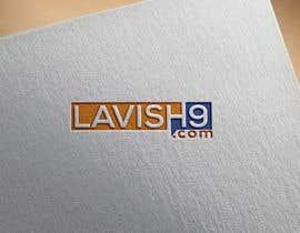 Nro 45 kilpailuun Design a Logo for LAVISH9.com käyttäjältä arifhosen0011