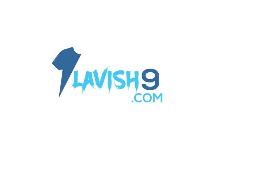 Kilpailutyö #62 kilpailussa Design a Logo for LAVISH9.com