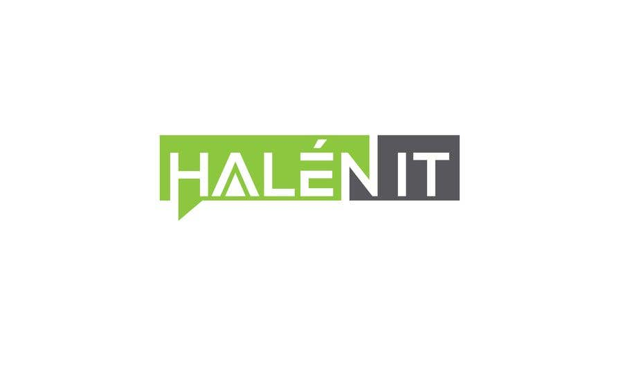 Contest Entry #57 for Logo for Halén IT