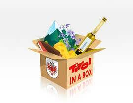 "Spector01 tarafından Design a Logo for ""Tirol in a Box"" için no 25"