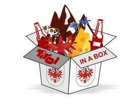 "narendraverma978 tarafından Design a Logo for ""Tirol in a Box"" için no 18"