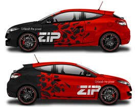#32 for Car wrapping design by TheFaisal