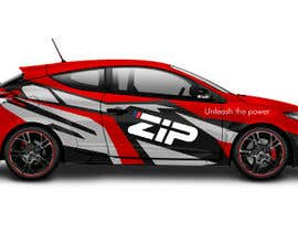 #52 for Car wrapping design by TheFaisal