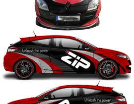 #62 for Car wrapping design by TheFaisal