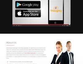 #14 para Can you improve the website thoughtyapp.com? por WeaveOwnWeb