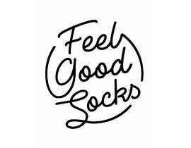 #140 para 'Feel Good Socks' Logo Design por yerfandi