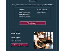 #5 for Transactional Email Design XHTML by silvia709