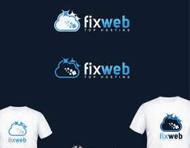 #147 para Logo Design for FIXWEB por sangkavr