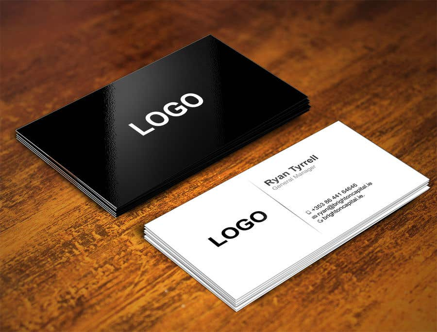 Entry #23 by hazemfakhry for Business Cards & headed letter template ...