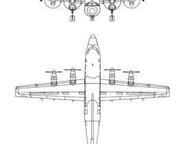 #78 for Line-Art Vectors of Airplanes (Multiple Winners) by samer1990