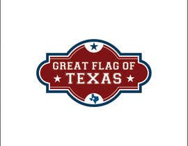 nipen31d tarafından Design a Logo for Great Flag of Texas için no 57