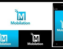 #6 para Logo Design for Mobilation por jummachangezi