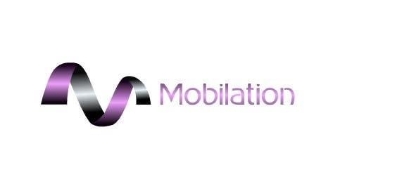 Penyertaan Peraduan #                                        108                                      untuk                                         Logo Design for Mobilation