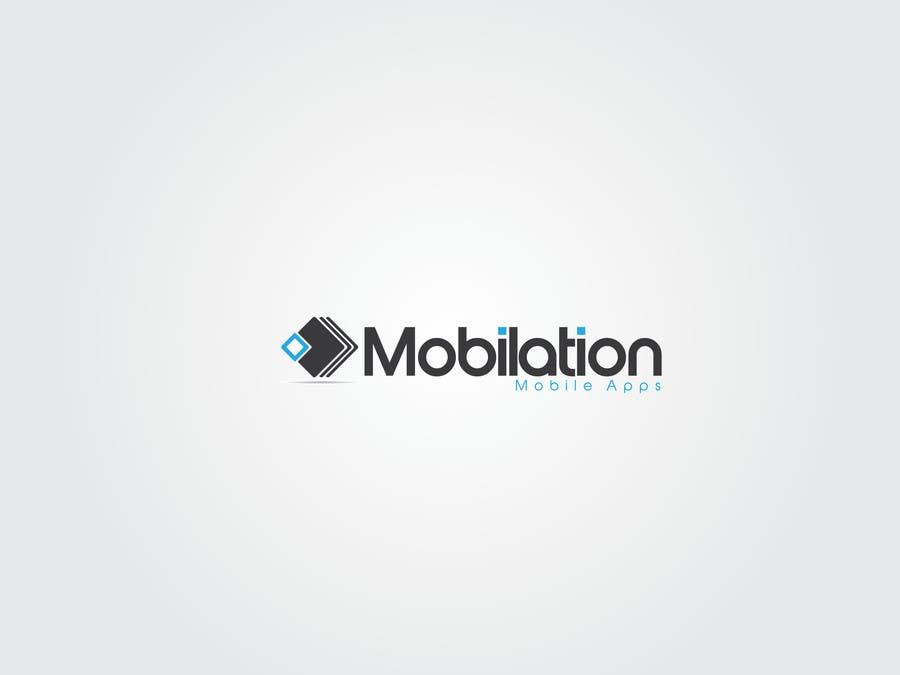 Penyertaan Peraduan #                                        132                                      untuk                                         Logo Design for Mobilation