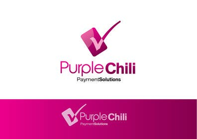 #85 for Logo Design for Purple Chili Payment Solutions af paxslg