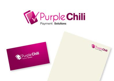#92 for Logo Design for Purple Chili Payment Solutions af paxslg