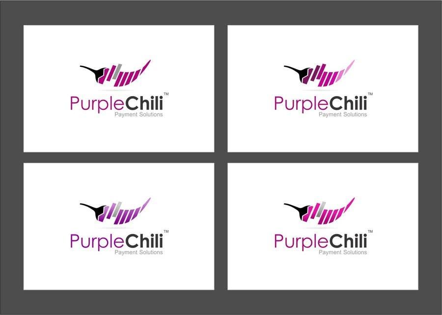 Bài tham dự cuộc thi #105 cho Logo Design for Purple Chili Payment Solutions