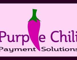 nº 160 pour Logo Design for Purple Chili Payment Solutions par BioLuna