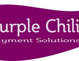 nº 161 pour Logo Design for Purple Chili Payment Solutions par BioLuna
