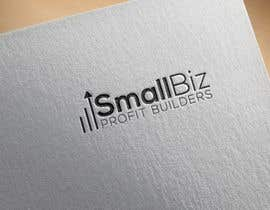 "#15 for I need a logo for my newsletter called ""Small Biz Profit Builders"".    Logo should have both and image and text. Something money related would be acceptable. by MdTareq96"