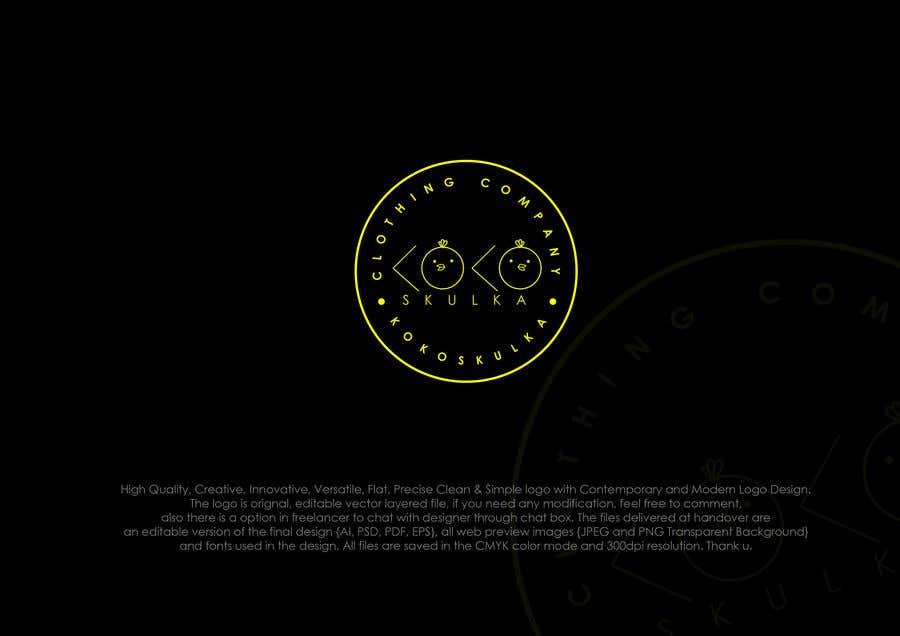 Kilpailutyö #129 kilpailussa Logo design - online store KoKoszulka