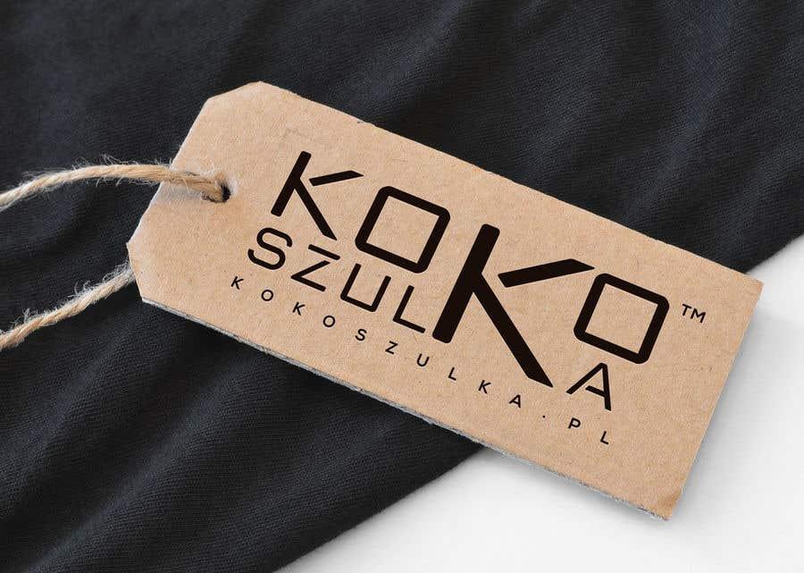 Kilpailutyö #88 kilpailussa Logo design - online store KoKoszulka
