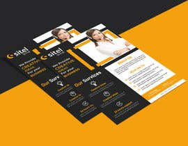 nº 7 pour Design profesional and clean looking Half page flyer for business promotion. Hydroseeding is the scope of business. par rrtvirus