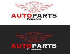 #126 for Logo  autoparts ecuador by mario91sk
