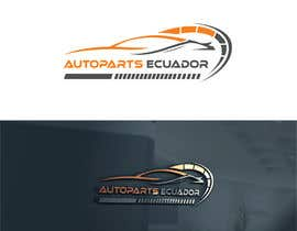 #128 for Logo  autoparts ecuador by hriday10