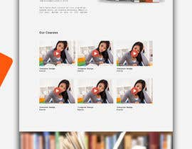 #5 for Integrare landing page in site existent by DesignBoy1
