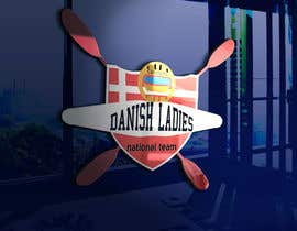 #36 for Build me a logo for the national danish ladies canoepolo team by midouu84