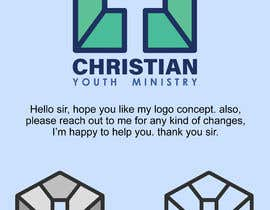 #96 for New Logo design for  Christian Youth Ministry by makwanajasmin