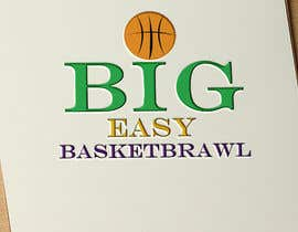 #2 for Logo for college basketball tournament by midouu84