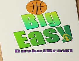 #7 for Logo for college basketball tournament by midouu84