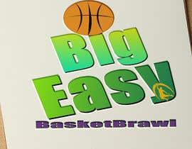 #7 untuk Logo for college basketball tournament oleh midouu84