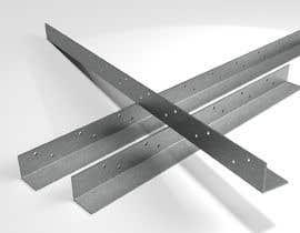 #43 für 3D steel angle graphics von JulijanAndjelic