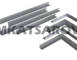 #44 für 3D steel angle graphics von MKatsarov