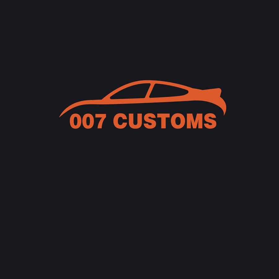 Entry 51 By Darkavdark For Design A Logo Of A Custom Car Shop