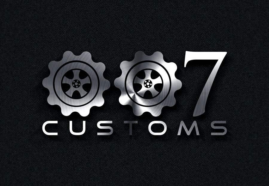Entry 14 By Asthaafrin For Design A Logo Of A Custom Car Shop