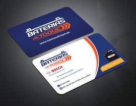 #15 for Diseño de tarjeta de presentación de empresa by Rahat4tech