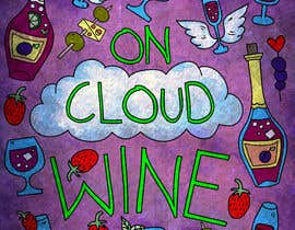 #52 for On Cloud Wine Coloring Book Covers af oscarhurtadomat