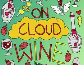 #28 for On Cloud Wine Coloring Book Covers af colorfame