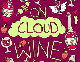 #5 for On Cloud Wine Coloring Book Covers af mirceawork