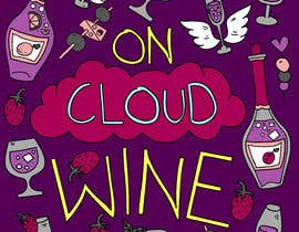 #43 for On Cloud Wine Coloring Book Covers by eddie0537