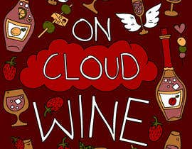 #49 for On Cloud Wine Coloring Book Covers by eddie0537