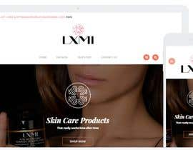 nº 49 pour Homepage Redesign for Luxury Skincare Brand par debbiehireme